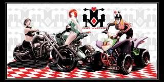 DUSTIN NGUYEN Poison Ivy CATWOMAN Harley Quinn BATMAN 2009 Large FINE