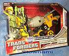 Transformers Universe HEAVY LOAD w/ Drill Bit Mini Con