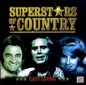 Easy Loving Superstars of Country ~ Time Life ~ NEW 2 CD SET!!!