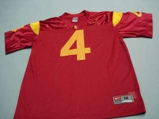 Nike USC TROJANS Football Jersey youth medium 10 12