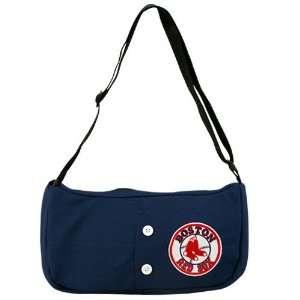 Boston Red Sox Ladies Navy Blue Baseball Jersey Purse